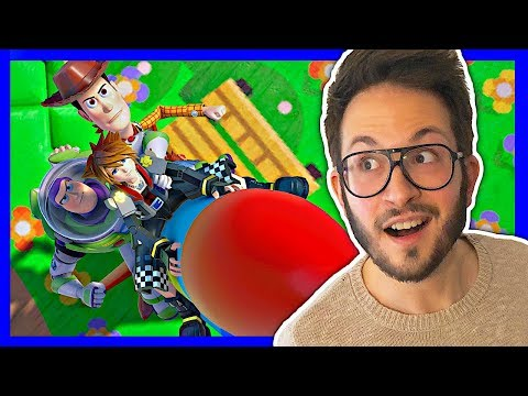 J'ai testé Kingdom Hearts 3 (gameplay Pirates des Caraïbes et Toy Story) ✨