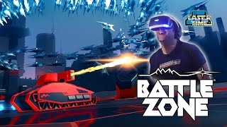 Battlezone VR: A 35 Year Journey to PSVR