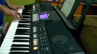 Yo te doy mi corazón - Coros unidos (piano)