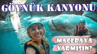 Have you seen Turkey's most fun Canyon? Antalya GOYNUK Canyon