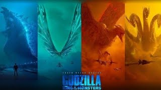Godzilla KING OF THE MONSTERS Sets