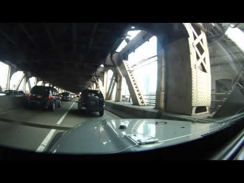Driving around Manhattan and to LIC