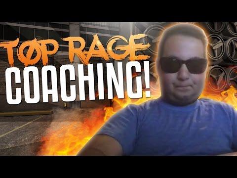 TOP RAGE COACHING! CS:GO - MOE & MINI