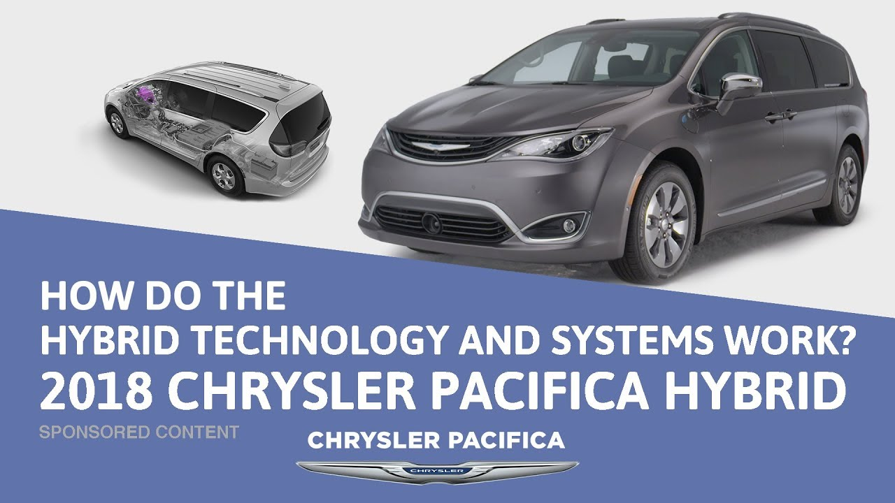 2018 Chrysler Pacifica Hybrid - How do the Hybrid Technology and Systems Work? - Sponsored Content - Dauer: 3 Minuten, 25 Sekunden