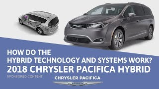 2018 Chrysler Pacifica Hybrid - How do the Hybrid Technology and Systems Work? - Sponsored Content