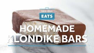 How to Make Homemade Klondike Bars