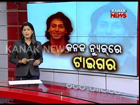 Odisha Boy Bikram Swain With Tiger Shroff