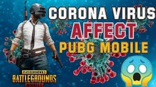 Corona Virus also affect on pubg mobile | SOLID