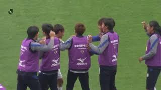 2018年5月6日(日)に行われた明治安田生命J2リーグ 第13節 熊本vs甲...