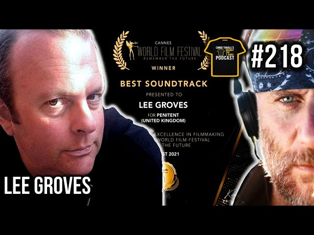 Hollywood Music Mogul | Lee Groves | Bought The T-Shirt Podcast