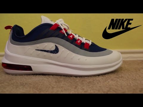 2b9a553b Nike Air Max Axis Shoe Review| YungKidEli - YouTube