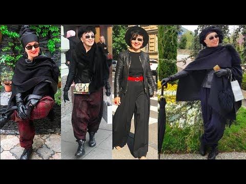 Образы - аутфиты на осень | Главный тренд моды - индивидуальность | Cтиль женщин 40+, 50+, 60+