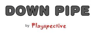Down The Pipes - a pipe connecting game with physics.