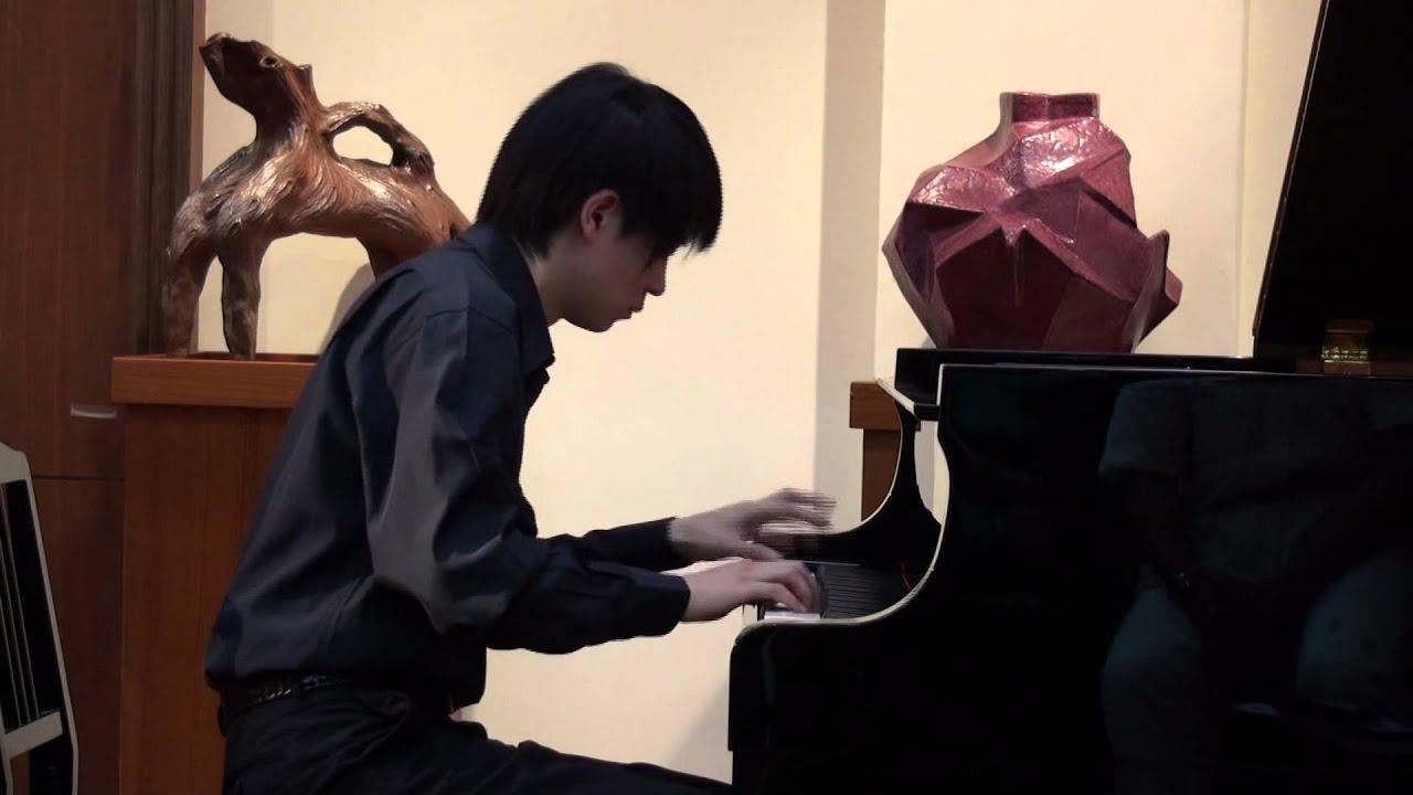 吳易穎-琴有獨鍾鋼琴獨奏1 - YouTube