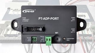 SolarEpic EPEVER PT-Adapter Da…