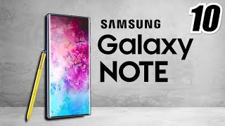Samsung Galaxy Note 10 - FULL DETAILS!
