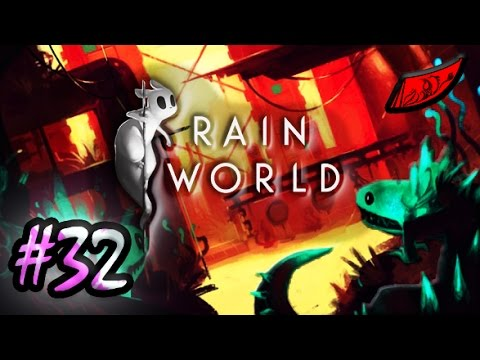 InkEyes Plays: Rain World #32 - Moose Rabbit Taxis