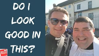 Does It Matter What A Priest Wears?
