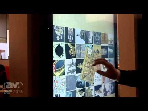 ISE 2015: iiyama Shows Off the 46 PCAP and 55 PCAP Touch Screens