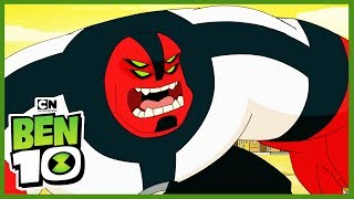 Ben 10 | Best Four Arms Moments (Hindi) | Cartoon Network