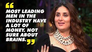 11 Sassiest Kareena Kapoor-Sonam Kapoor Quotes From Koffee With Karan | SpotboyE