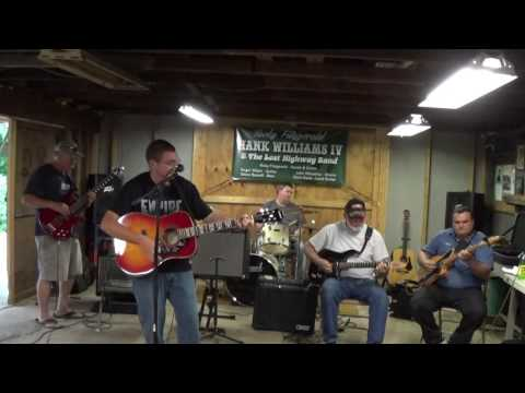 Hank Williams IV and The Lost Highway Band playing Move it on Over
