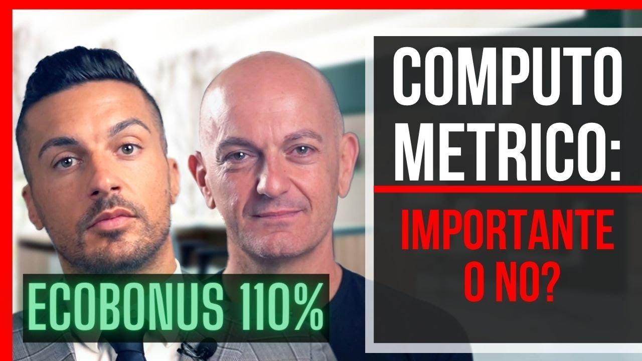 Superbonus 110 Hai Mai Sentito Parlare Di Computo Metrico Non Sottovalutarlo Ne Va Dei Tuoi Soldi Youtube