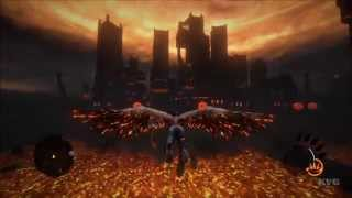 Saints Row: Gat out of Hell - Flying Gameplay [HD]