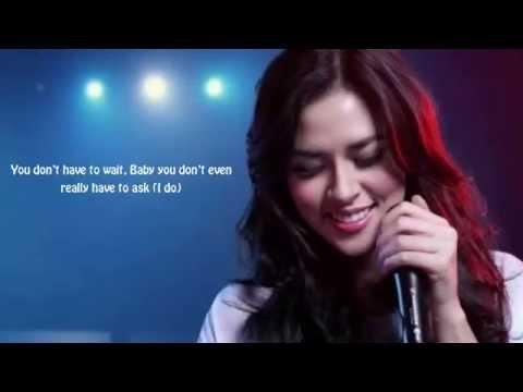 Raisa - Let me be (I Do) lyrics