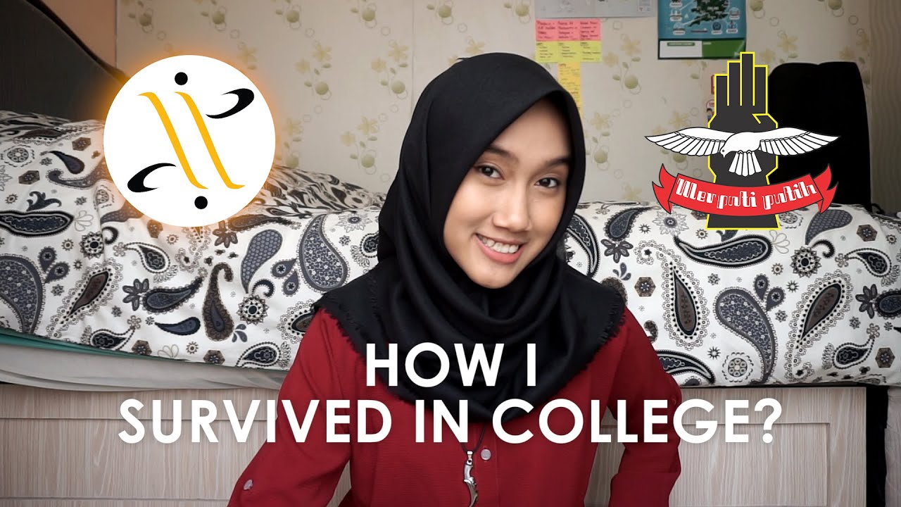 How I Survived in College? (Informatics Engineering Student) | Bahasa Indonesia Subtitle