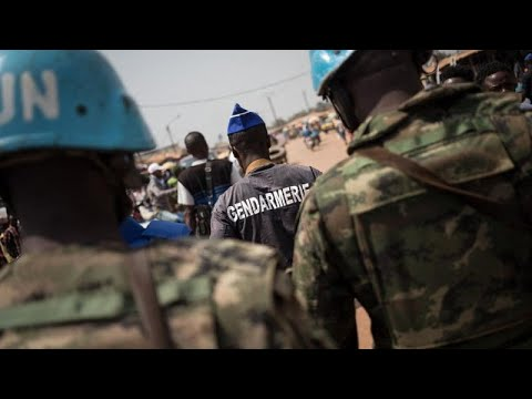 UN withdraws Gabon peacekeepers from CAR over sex abuse allegations