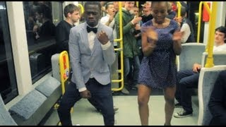 Fuse ODG - ANTENNA TeamMANCHESTER AZONTO DANCE COMPETITION WINNER
