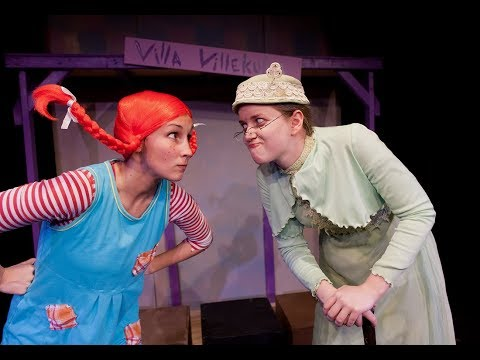 Pippi Longstocking the Musical: Pippi and Mrs. Prysselius