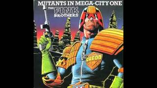 the fink brothers - mutants in mega city one.