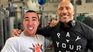 I Trained Like 'The Rock' For 30 Days