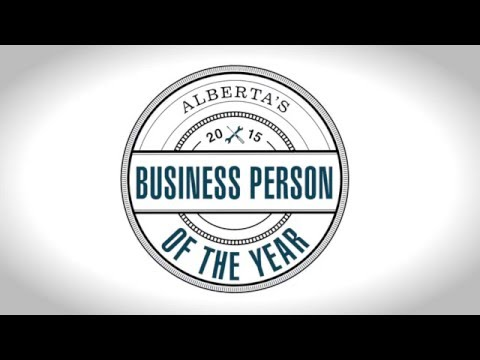 Attend the Business Person of the Year Luncheon in Edmonton