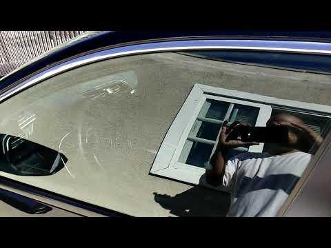 Removing window tint