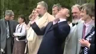 Dance of the President of Chuvashia