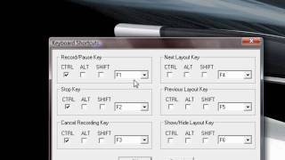 HD Tutorial: Camstudio Hotkeys