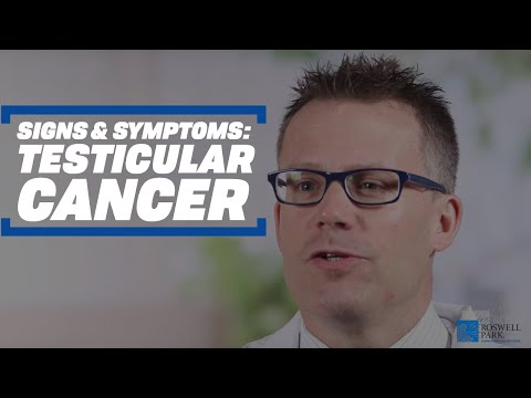 Testicular Cancer: Signs, Symptoms And Self-Exams