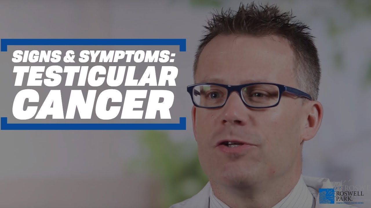 What is Testicular Cancer: Signs, Symptoms and Self-Exams