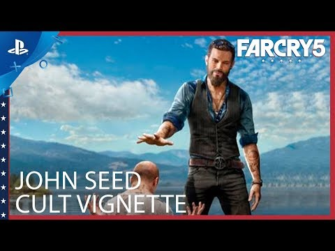 Far Cry 5 John Seed Cult Vignette Ps4 Youtube