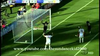 Mexico vs USA 4-2 Gold Cup Final 2011 All Goals and Highlights 6/25/11 HD