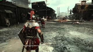 Ryse: Son of Rome - maxed out 1440p PC - Chapter 6