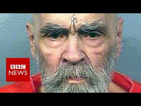 Charles Manson dies after four decades in prison - BBC News