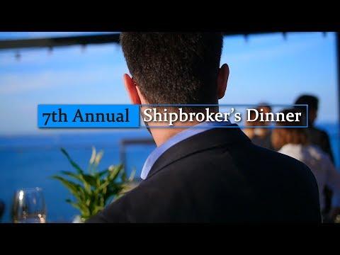 7th Annual Shipbroker's Dinner