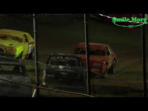 Pure Stock Heat Race Monett Motor Speedway 6.16.17