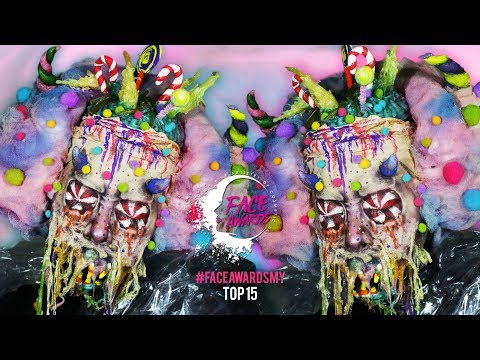 Candy Krueger Makeup Tutorial | NYX FACE AWARDS MALAYSIA TOP 15 | Dreaming In Candy | FX.CAT