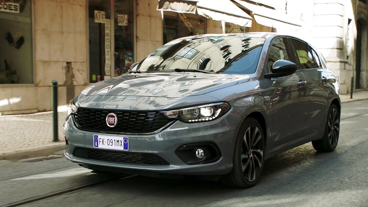 2017 fiat tipo s design youtube. Black Bedroom Furniture Sets. Home Design Ideas