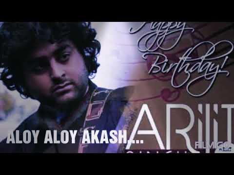 #dekho-aloy-alo-akash.-(-asadoma-sadgamaya-)-by-#arijit-singh-❤
